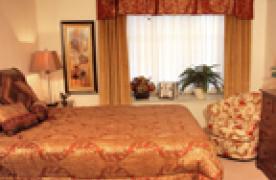 Bedroom view of Homewood Williamsport